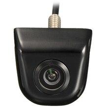 170 градусов Универсальный Камера Заднего Вида Автомобильная Камера Заднего вида CMOS Камера Парковка Черный