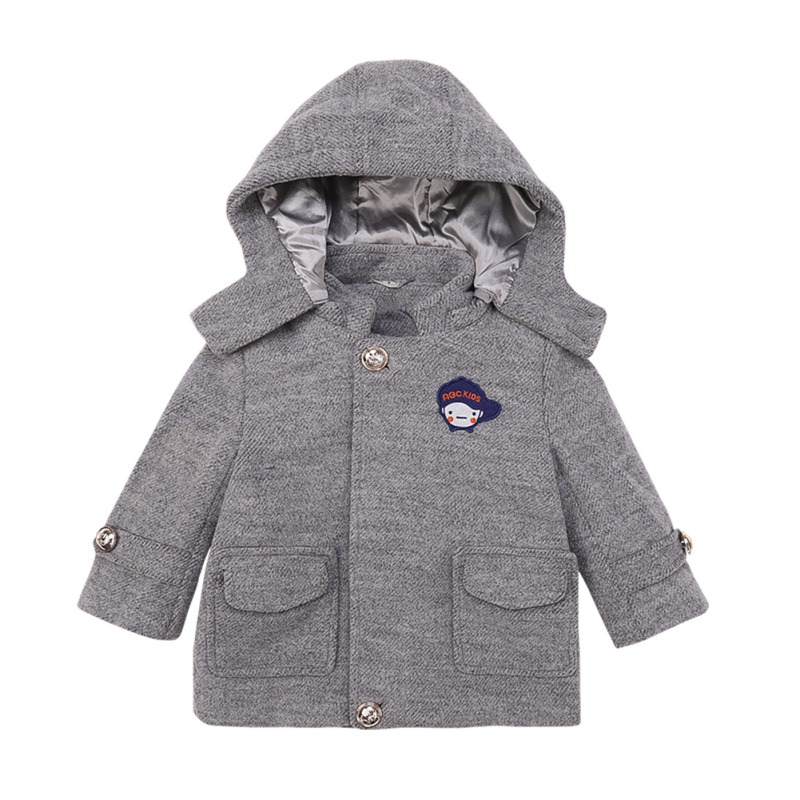 Toys are discounted boys wool winter coat in Toy World