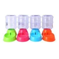 Pet Automatic Water Dispenser Feeder Bowl Dish 3 5L Pets Cat Dog Puppies Travel Drink Feeders