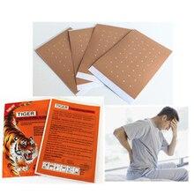 60Pcs=15bags Tiger Pain Relieve Patch Rheumatoid Arthritis Shoulders Relief 7*10CM Natural Herbal Plaster