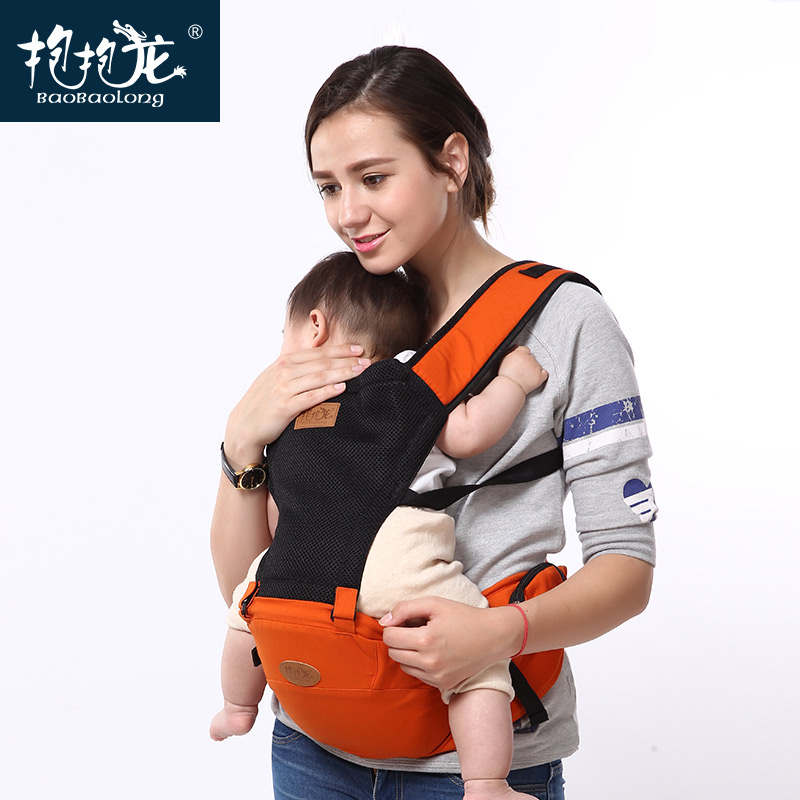 aa3cc029789 2018 Summer Baby Carrier Sling Toddler Kangaroo Backpack Carrier Hipseat  Baby Care Activity gear Product image