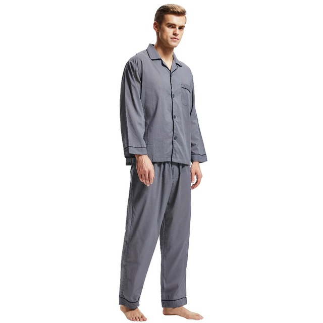 Men's Soft Cotton Pajamas