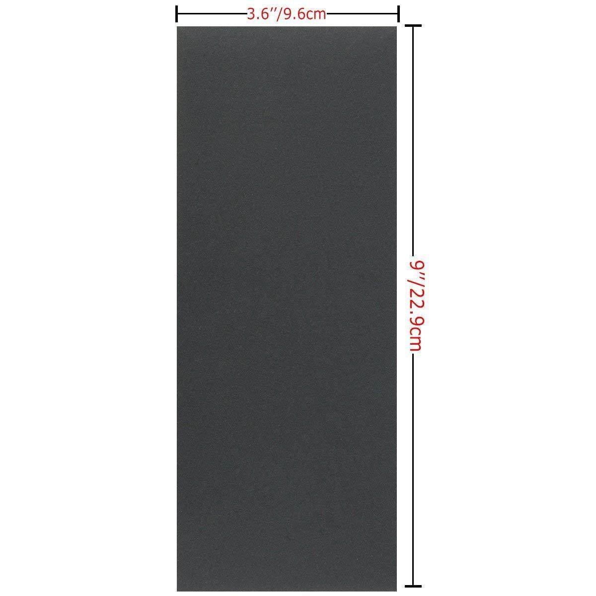 "Sandpaper Wet or Dry 10 pcs 1500 Grit 9/"" X 5 1//2/"""