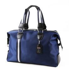 Hot Men Travel Handbag Fashion Business Bag Casual Briefcase Shoulder Package Crossbody For Male Female Laptop Tote
