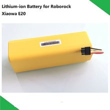 Için yeni orijinal yedek pil XIAOMI ROBOROCK Xiaowa elektrikli süpürge Xiaowa C10 E20 E25 yedek parça