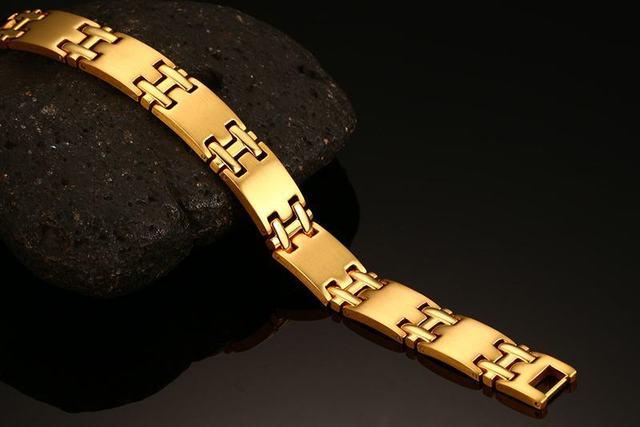 Купить браслеты из нержавеющей стали высокого качества с магнитами