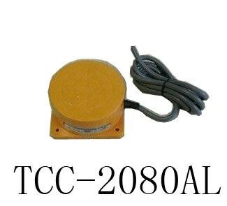 все цены на Inductive Proximity Sensor TCC-2080AL 2WIRE NO Detection distance 80MM remote Proximity Switch sensor switch онлайн