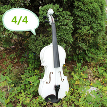 1/8 1/4 1/2 3/4 4/4 Antique Violin Make Violino Spruce Basswood White Wood Bow Stringed Instrument Musical More Colors