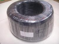 PVC Hose OD:4mm ID:3mm 4x3mm 1000M Black