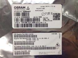 OSRAM – module d'affichage bleu optoélectronique, LBT64G-V1CA-78-0-20-R33-Z