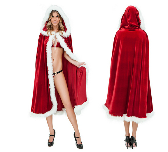 Aliexpress.com : Buy Beautiful Little Red Riding Hood Costume Red ...