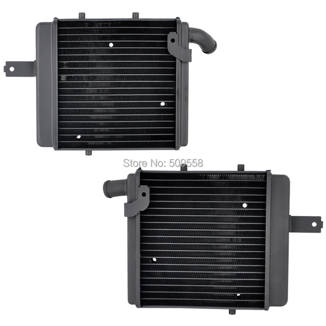 For BENELLI-1130 BENELLI1130 BENELLI 1130 Left And Right Motorcycle Parts Aluminium Radiator New