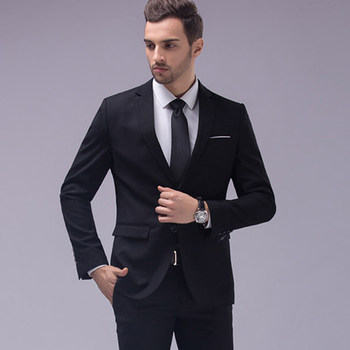 2017 Latest Coat Pant Designs Mens Suits Customized Best Men Suits Tuxedos Groomsman Suit For Business (Jacket+Pants+Vest)