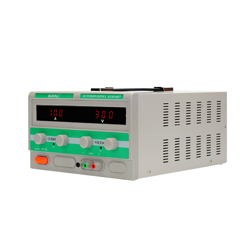 30V 10A Switching Regulated Adjustable DC Power Supply Single Channel  Variable Digital Display SMPS  EY3010ET mini adjustable dc power supply laboratory power supply digital variable voltage regulator 30v10a four display ps3010dm