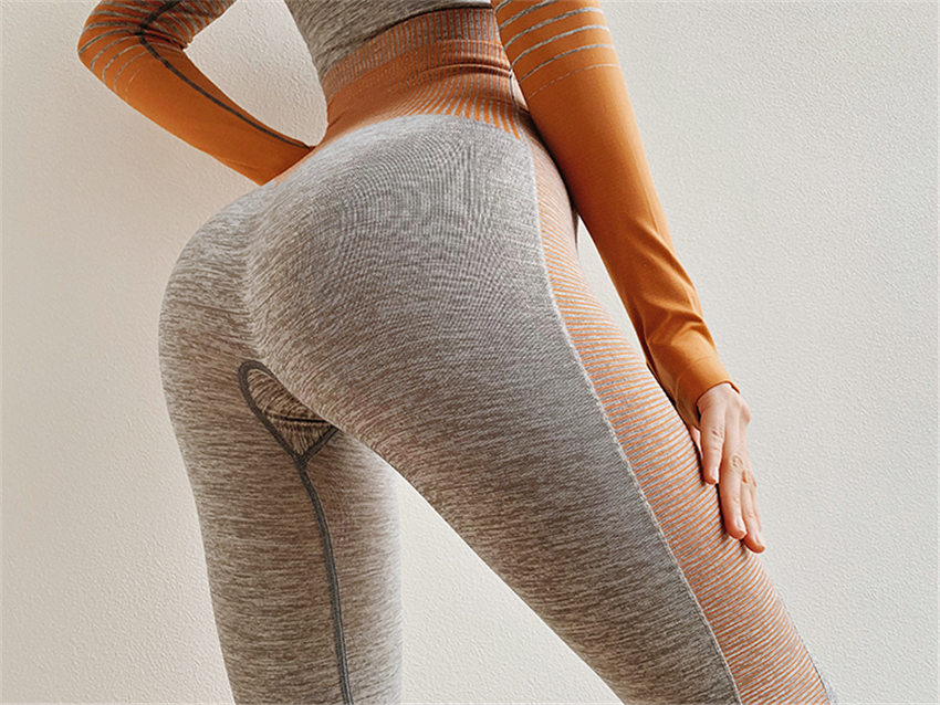 923d982e7a635 2019 Amplify Seamless Leggings For Women Gym Tummy Control Outfits ...