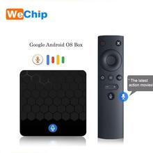 X88 mini RK3328 Quad-Core Google Android 7.1 Smart TV Box 2G 16G add Voice Control 2.4G Wifi 100M LAN 4K HD Media Player X88mini