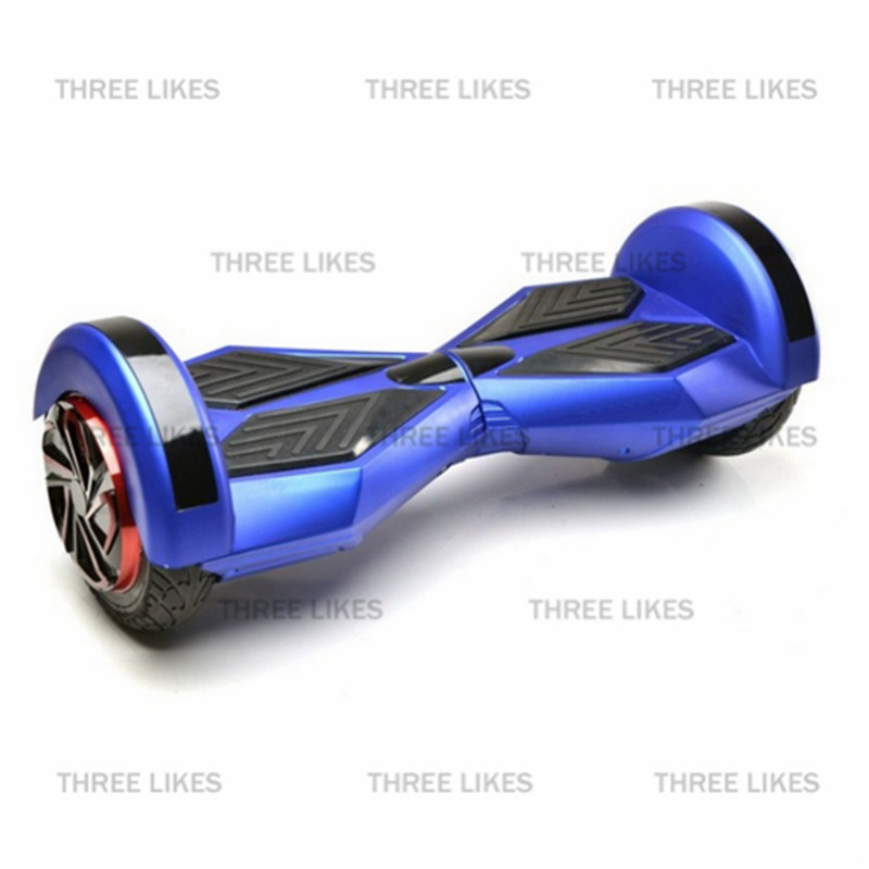 Free Shipping 8 Inches Smart Self Balancing 2 Wheels Standing Scooter Hoverboard Skateboard Outer Shell Case Cover Replacement-in Scooter Parts & Accessories from Sports & Entertainment    2