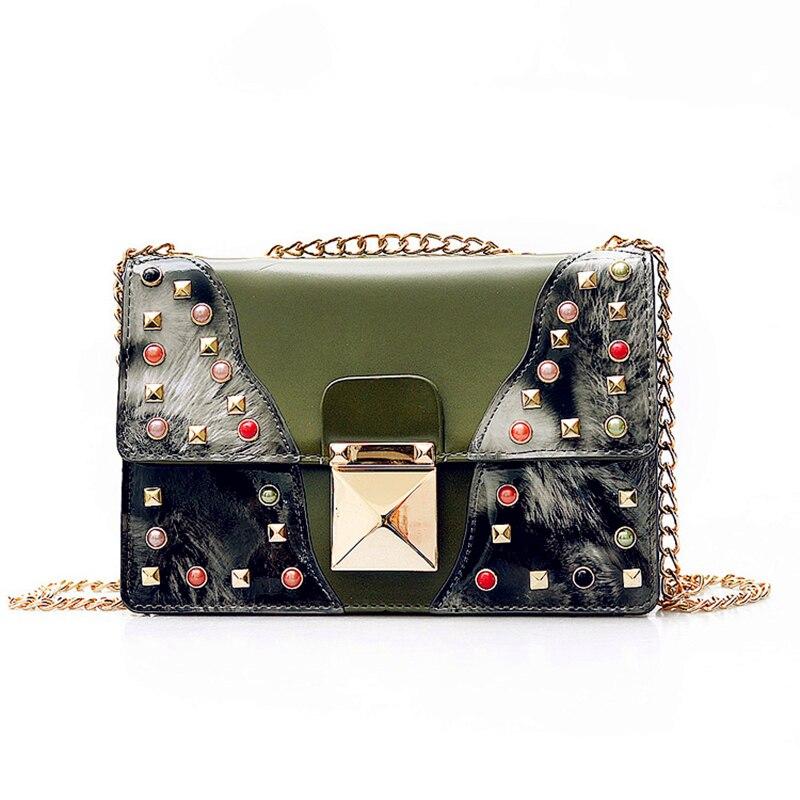 flap bolsa de compras bolsa Number OF Alças/straps : Único