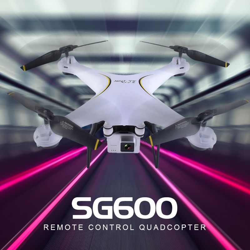 Profissional SG600 RC Drone with 0.3MP/2MP HD Camera WIFI FPV Quadcopter Auto Return Altitude Hold Headless Mode RC Helicopter