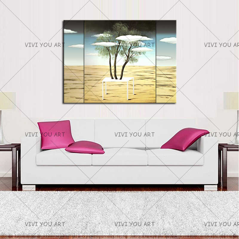 New 1 Sets Nordic Home Decorative Painting and Wall Art Posters Bedroom Modern and Simple Style peaceful T clouds