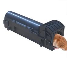 Bait Hamster Mousetrap Mouse Killer Rat Trap Catching Mice Rodent Catcher ABS Plastic Smart Live Traps