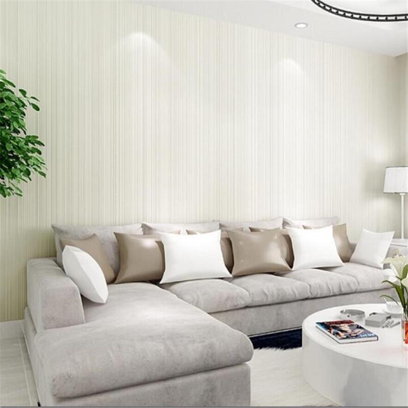 ФОТО Beibehang Free Shipping High quality fabric fresco 3d wallpaper modern minimalist plain bedroom living room cafe 3d wallpapers