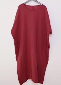 Новое Женское винтажное длинное платье большого размера женское Свободное длинное платье, Роба 19003 - Цвет: Красный