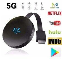 Original G6 Chromecast Google TV Stick 2.4G 5G Video Wifi Di
