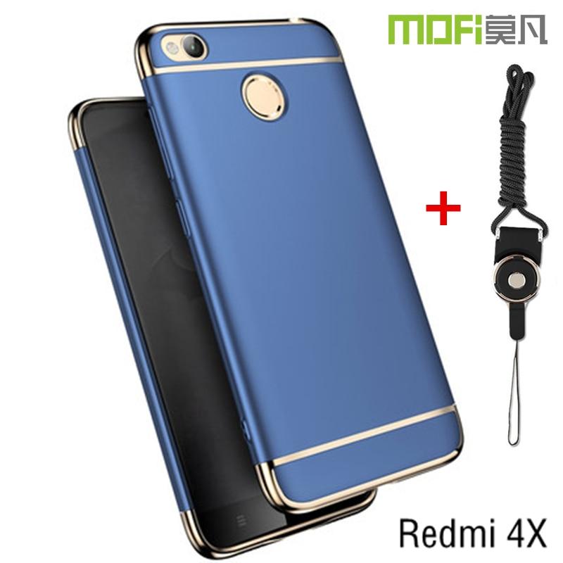 Redmi 4X Case Hard Cover 16gb Xiaomi Redmi 4x Back PC Funda 5 0 Xiomi Redmi