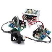Hot Selling 15V 20Kpps Laser Scanning Galvo Galvanometer Based Optical Scanner Set For DJ Laser Light Show Stage Lighting