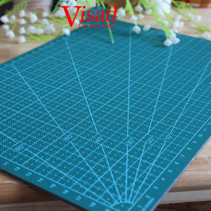 A4 Pvc Cutting Mat Tool Craft Green Patchwork Tools Cutting Pad Board Card DIY Art Set Supplies