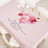 Cotton and linen restaurant tablecloths living room table square table a few round tablecloth towel
