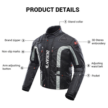 Men Motocross Pants Enduro Riding Trousers, Motocross Off-Road Racing Sports Knee Protective Trousers