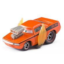 Disney Pixar coches spray llama Rayo McQueen Mater Jackson tormenta Ramírez 1:55 fundición de aleación de Metal modelo de juguete para el regalo de los niños