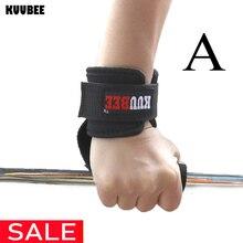 Ремни для тяжелой атлетики, противоскользящие, для тренировки, силовой тренировки, Поддержка штанги, пояс для рук, повязка на запястье