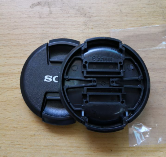 Cap-Cover Camera Front-Lens A5000 Alpha Sony Rx100 Center-Pinch 82 77 72 62 67 58 55