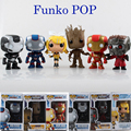 Funko POP Marvel Patriot Iron Man Guardians of the Galaxy Action Figure Groot Dragonball Vinyl Bobble Head Toy Collectible Gift