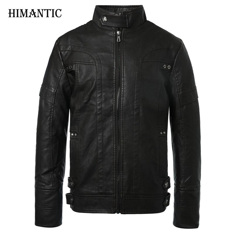 Online Get Cheap Winter Leather Jacket Men -Aliexpress.com ...