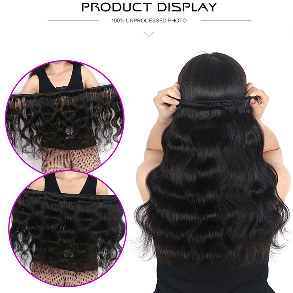 body wave detail