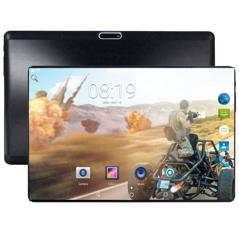 Free Shipping 2019 Newest 10 inch Android Oreo Tablet PC 3G 4G Octa Core 4GB RAM 64GB ROM GPS Tablet PC 10 IPS 1280*800 Gifts