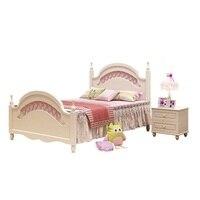 Litera Kinderbedden Cama Infantiles Yatak odsi мобильный деревянный Muebles De Dormitorio спальня детская мебель кровать