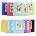 Фотоальбом конфетного цвета с 64 карманами 3 дюйма Fujifilm Instax Mini Films Instant Mini 9 8 7s 70 25 90 кредитное имя держатель для карт