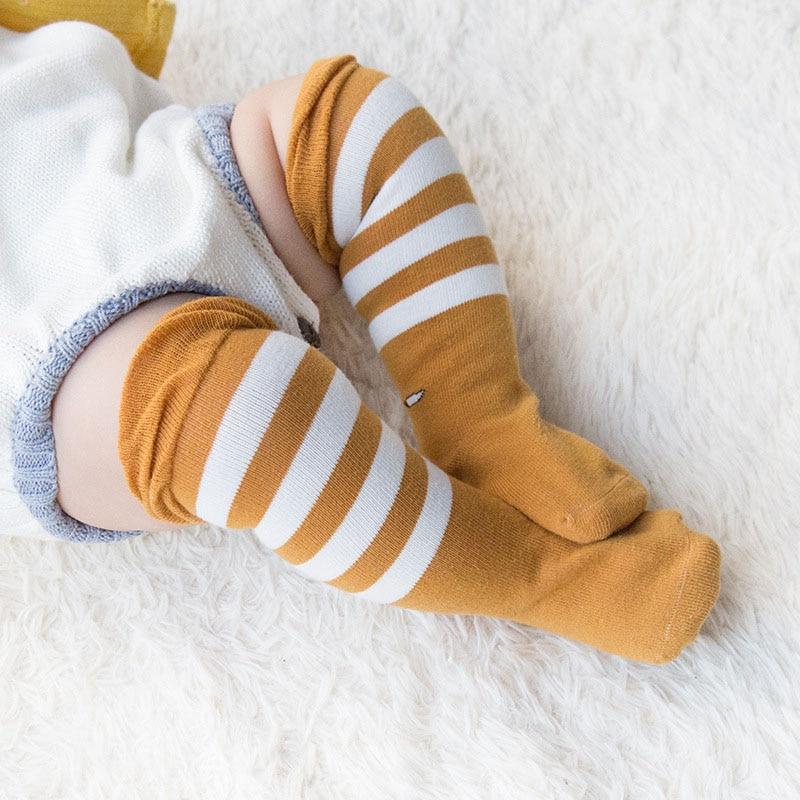 Cartoon-Ears-Fox-Owl-Bear-Rabbit-Children-Socks-Baby-Boy-Stripe-Knee-High-Socks-Cotton-Toddler-Kids-Boy-Girl-Socks-Leg-Warmers-1