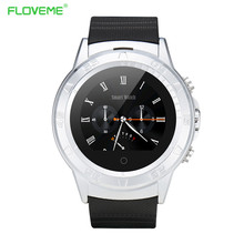 FLOVEME Smart Uhr G6 Bluetooth Sport Smartwatch Auf Handgelenk Schrittzähler Nachricht Erinnerung Antwort Dfü Anrufen Für Android Samsung Neue