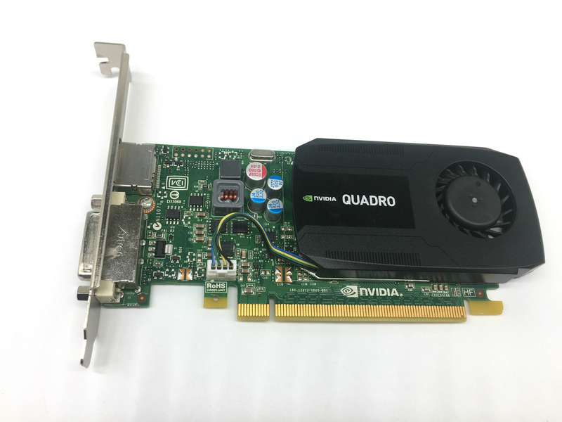 Leadtek Quadro K420 2G Graphics Workstation Professional Design Graphics Card Warranty For Three Years