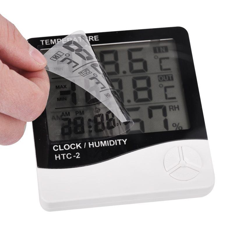 Termometr cyfrowy Higrometr Termometr zewnętrzny Cyfrowe termometry - Przyrządy pomiarowe - Zdjęcie 3