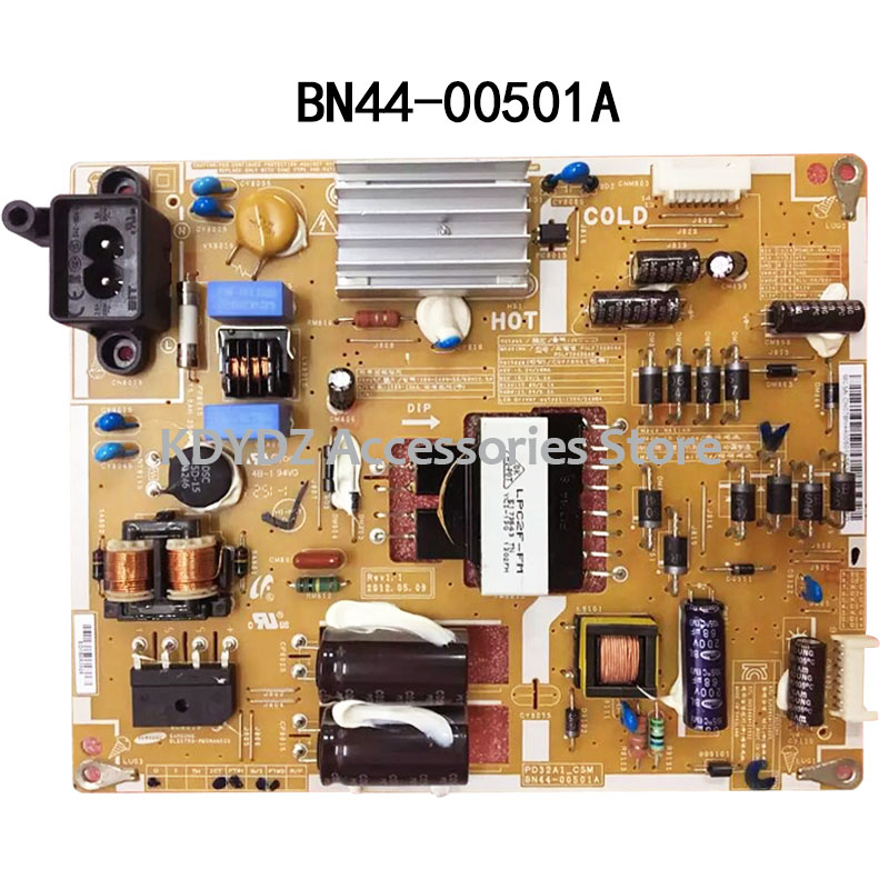 Power-Supply-Board BN44-00501A UA32ES5500R For Bn44-00501a/Bn44-00501b/Bn44-00501c/Pd32a1-csm