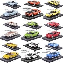 1:43 Logam Logam Alloy Klasik Balap Reli Mobil Model Diecast Kendaraan Mainan untuk Koleksi Tampilan Tidak untuk Anak-anak Bermain