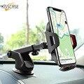 KISSCASE Универсальный Автомобильный держатель для телефона для iPhone 11 6 7 8 XR Автомобильный держатель для Xiaomi Huawei гибкий автомобильный держатель...