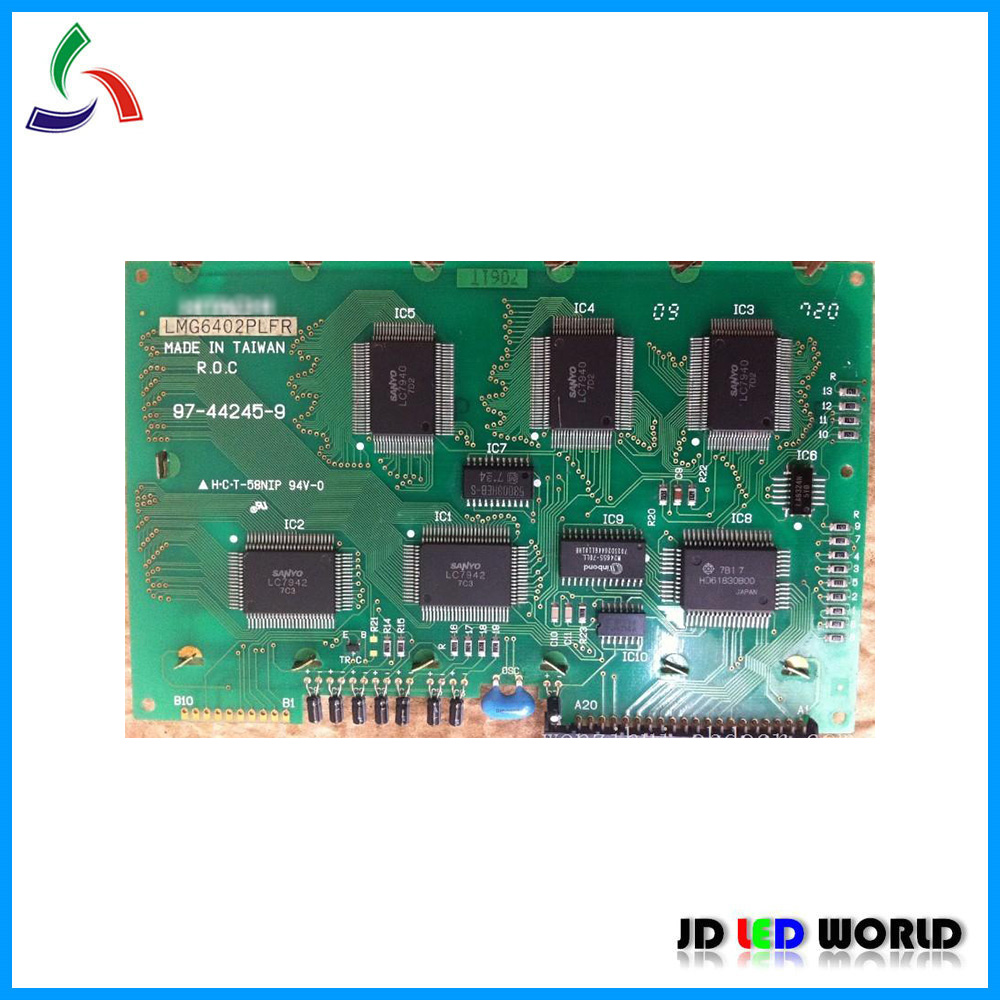 LMG6402PLFR industrial LCD replacement LCD-in LCD Modules from Electronic Components & Supplies
